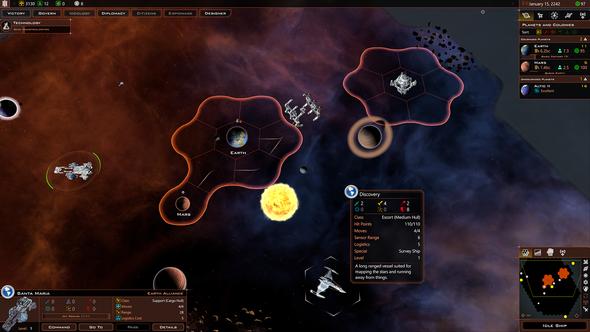 Galactic Civilizations 3 III GalCiv Crusade Dev Diary Citizens