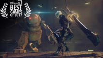 Nier: Automata is the best game of 2017 yes it is don't argue with me
