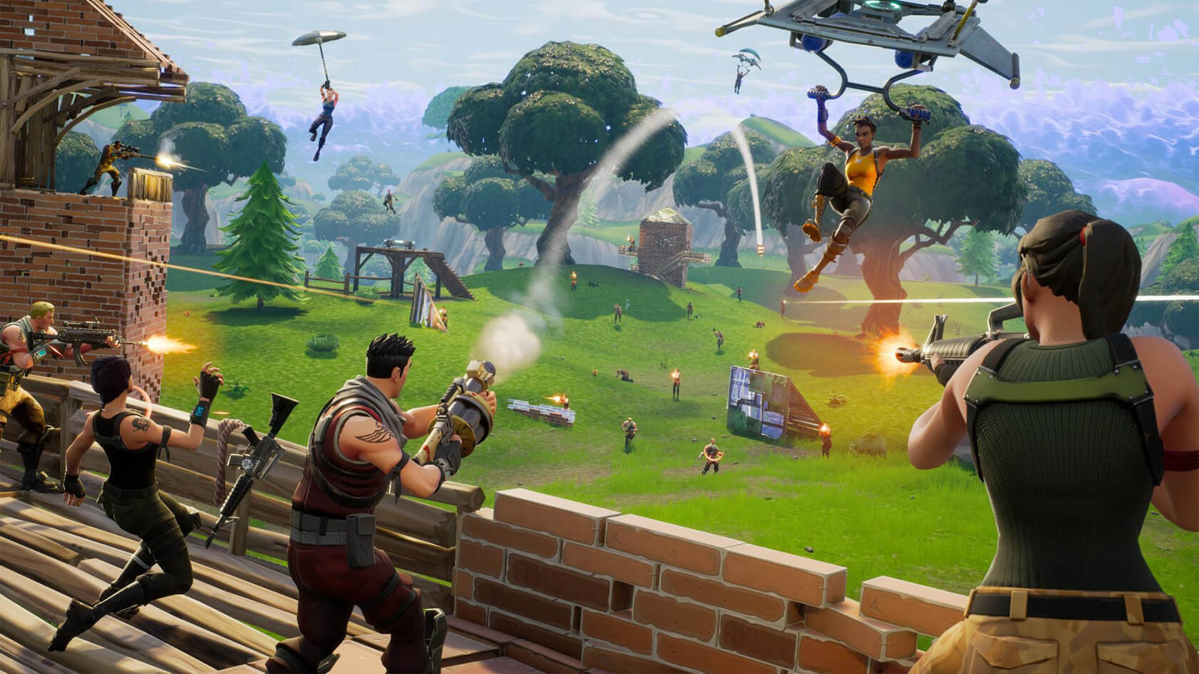Games Like Fortnite The Best Battle Royale Games