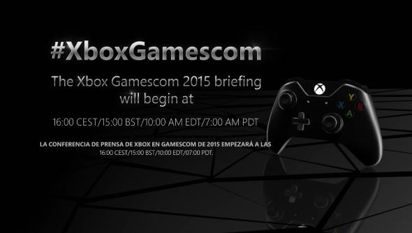 Gamescom Xbox conference