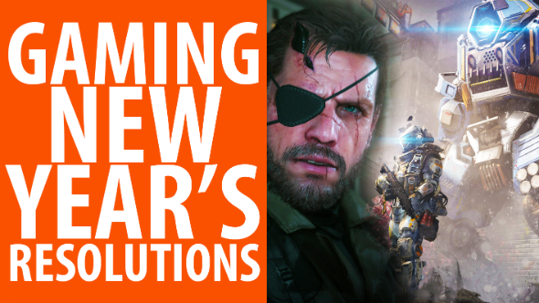 gaming new years resolution