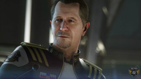 Gary Oldman Star Citizen