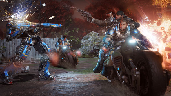 Gears 4 PC version