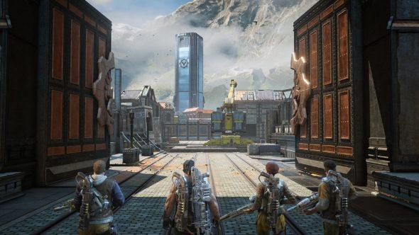 Gears of War 4 PC port review | PCGamesN