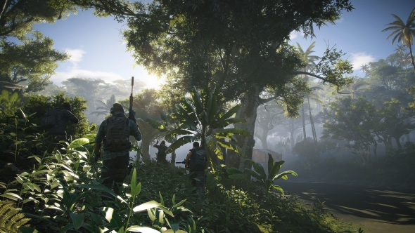 Ghost Recon Wildlands co-op