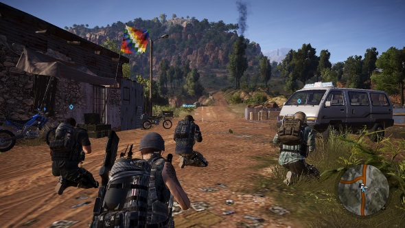 Ghost Recon Wildlands PC graphics presets low