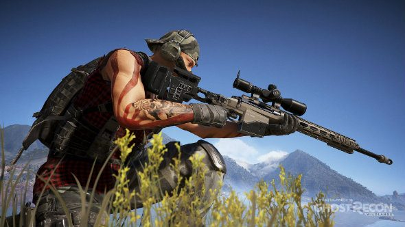 Ghost Recon Wildlands scores top Hollywood script-writing talent.