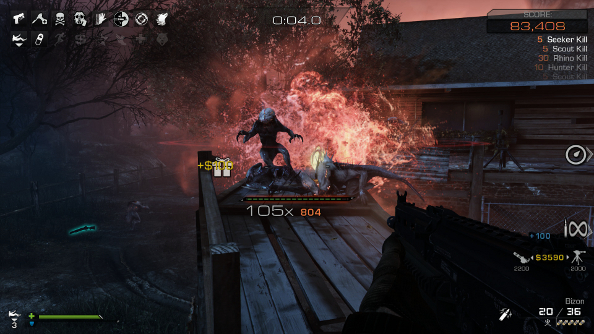 Call of Duty: Ghosts' Chaos Mode beefs you up for alien killing duty