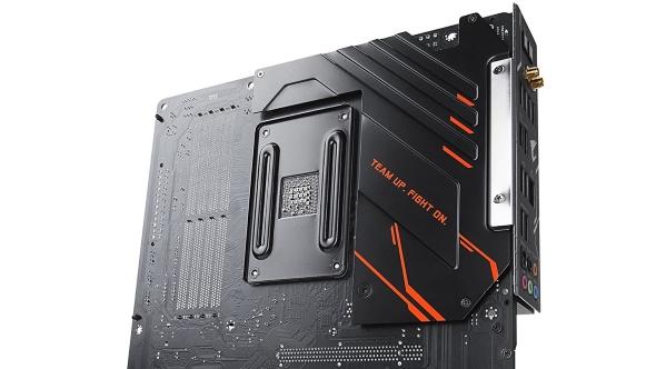 Gigabyte X470 Aorus Gaming 7 WiFi back plate
