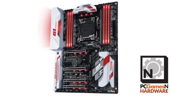 Gigabyte X99-Ultra Gaming review: an LED-ridden motherboard with