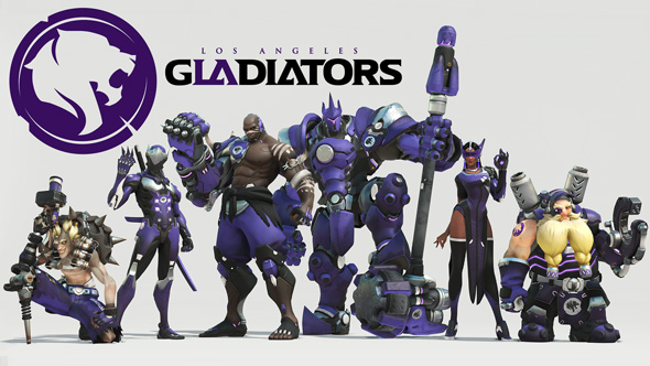 Los Angeles Gladiators: Overwatch League's answer to the LA Rams and Denver Nuggets