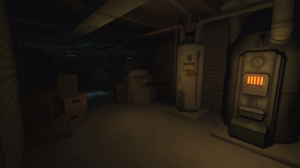 gone home basement scary games