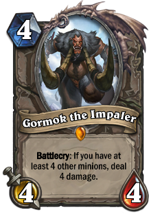 Gurmok the Impaler