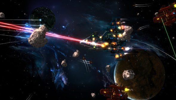 Gratuitous Space Battles 2 preview