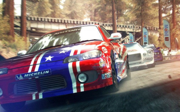 Grid 2's courses can change as you drive with new LiveRoutes system, Codemasters reveal
