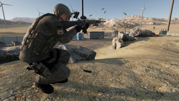 Making it in Unreal: Rainbow Six meets military simulation ...