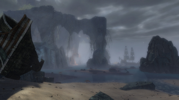 Done with Guild Wars 2's Hallowe'en event? Get ready for The Lost Shores