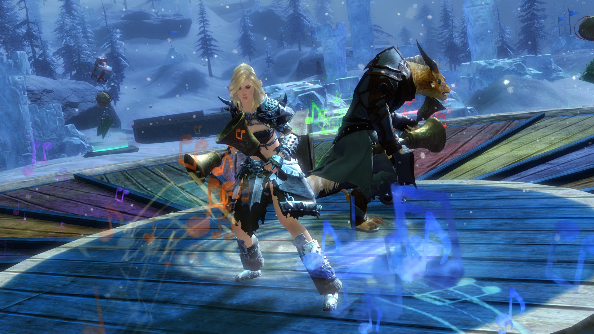 Guild Wars 2 starts laying out the presents for Wintersday