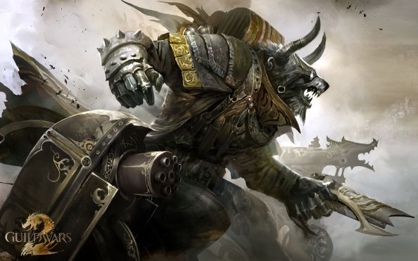 Guild Wars 2 release date revealed