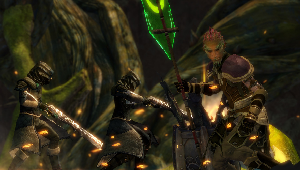 Guild Wars 2 Heart of Thorns eschews tradition with its exciting new
