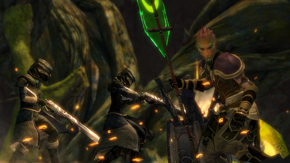 Guild Wars 2 Heart of Thorns PVE