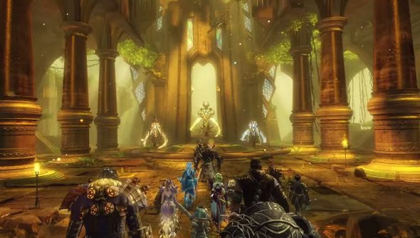 Guild Wars 2: Heart of Thorns interview