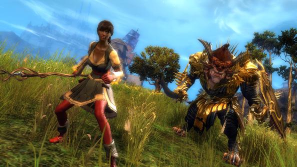 Guild Wars 2 console commands