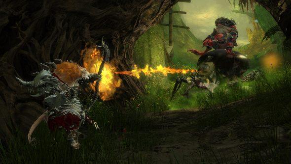 Guild Wars 2 Spring Update