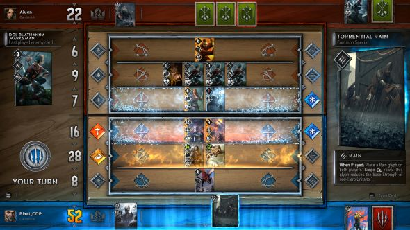 Major Gwent update adds Trololo and ranked play, tweaks progression and XP systems