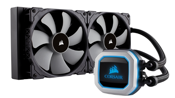Corsair H115i Pro review: near-silent liquid CPU cooling is worth