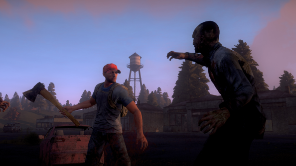 Hold Nick's hand tonight through the launch of H1Z1 over on our livestream