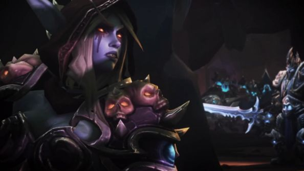 Heroes of the Storm is about to be besieged by Sylvanas - The Dark Lady