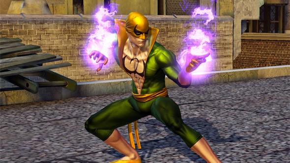 Nvidia Marvel Heroes 2016