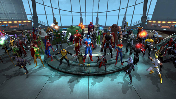 NVIDIA Showcase: 7 underrated characters to try in Marvel Heroes 2016