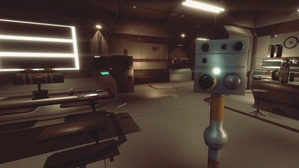 Immersive space sim HEVN has players acting as both space mechanic and cosmic detective