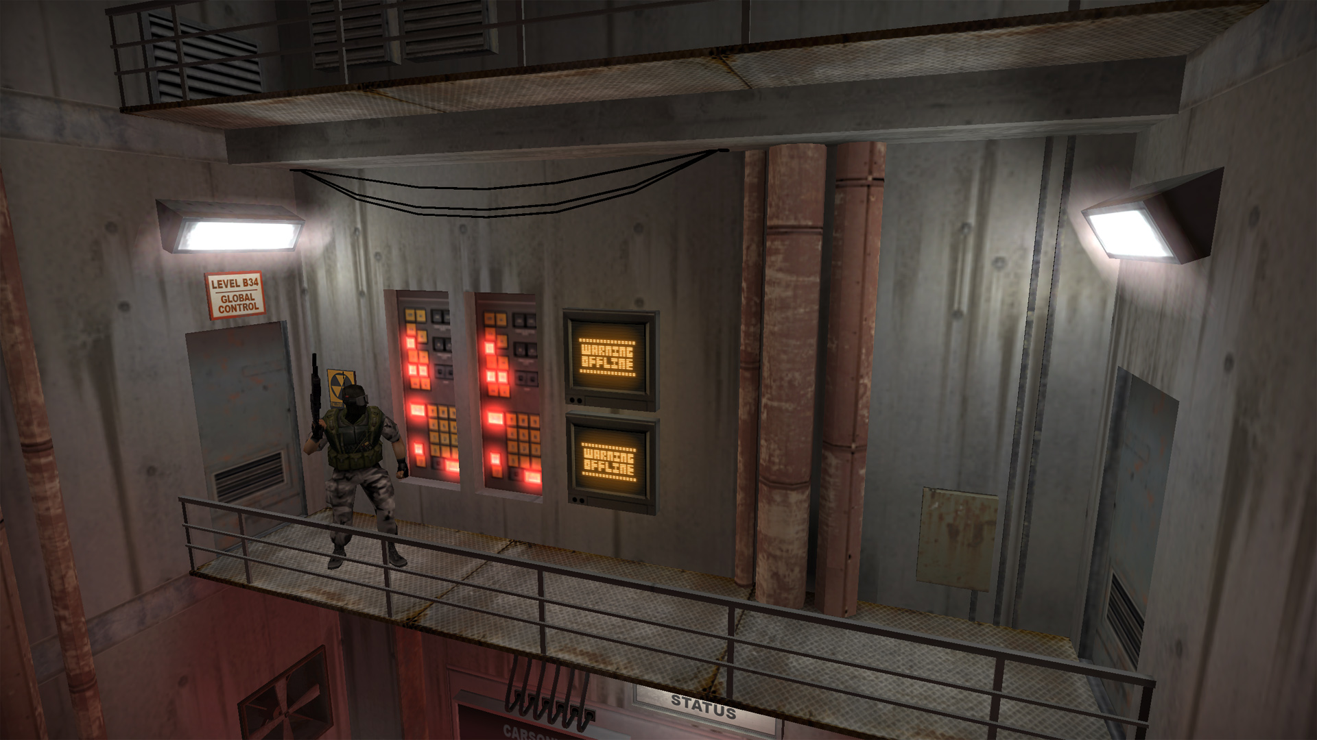 An ex-Valve developer drags us back to the 90s for a prison break in free mod Half-Life: Caged