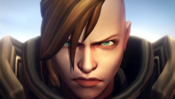 Heroes of the Storm Johanna Launch