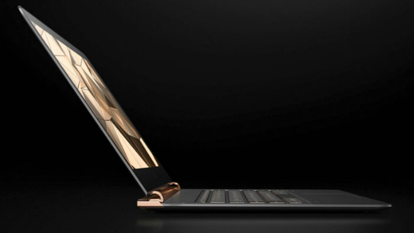 HP Spectre world's thinnest laptop