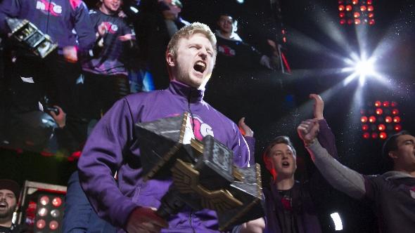 Smite Wold Championships 2017 winners NRG