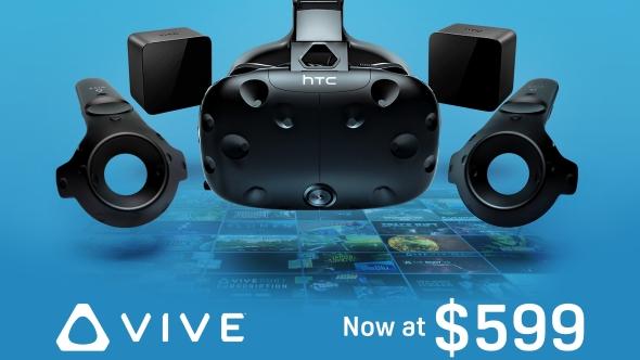HTC Vive price cut