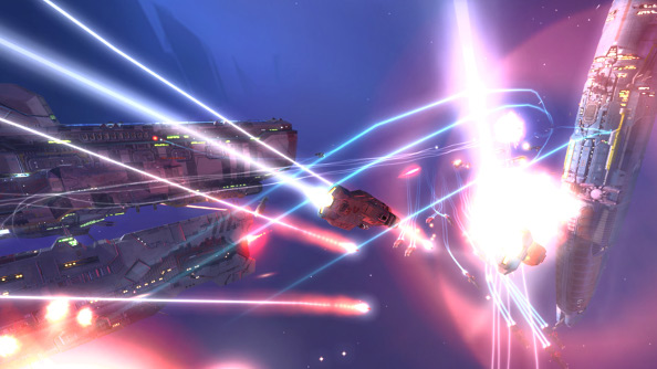 The trouble with rebuilding Homeworld: making a game better than the one you remember