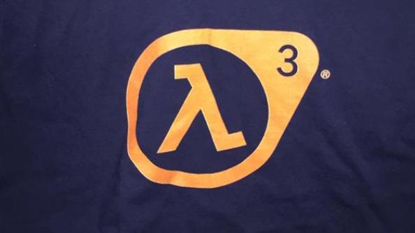 Half-Life 3 t-shirt april fool