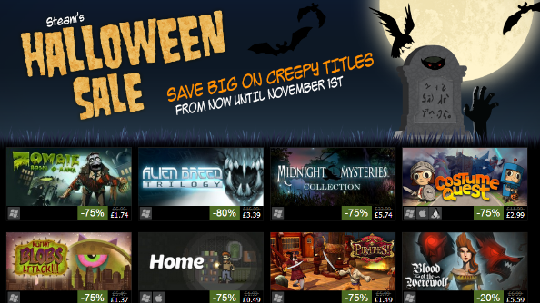 Steam Halloween Sale: The PCGamesN Survival Guide