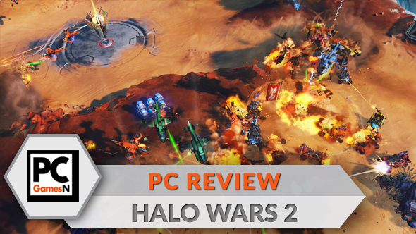 Halo Wars 2 PC review