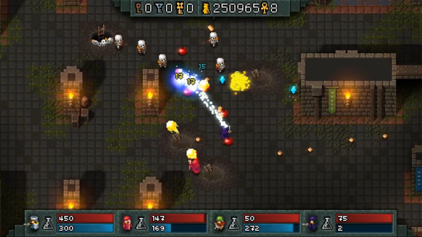 Spotlight on Greenlight, 23/3/13: Hammerwatch