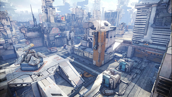 Hawken adding a new map: Front Line