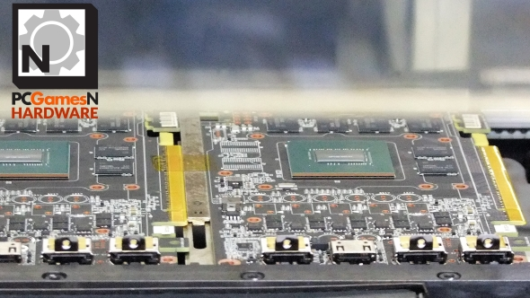 Tales From The Assembly Line How A Graphics Card Is Born