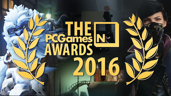 The PCGamesN Awards 2016