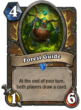 Hearthstone The Witchwood Forest Guide