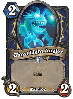 Hearthstone The Witchwood Ghost Light Angler
